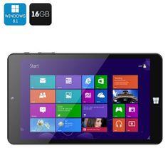 iDea 8+ Windows 8.1 Bing Tablet PC