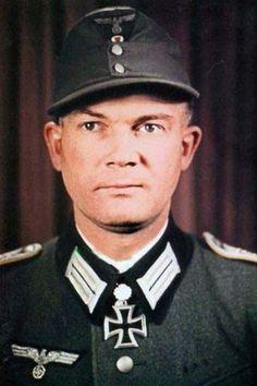 Rittmeister Andreas Thorey (1912-1944), Kommandeur Aufklärungs Abteilung 94, Ritterkreuz 14.09.1942, Eichenlaub (349) 07.12.1943