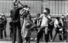Stevie Nicks, Mick Fleetwood, Lindsey Buckingham, 1979