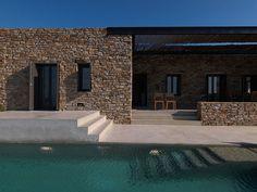 Aloni Greek House by decaArchitecture | Antiparos Island, Greece 2008