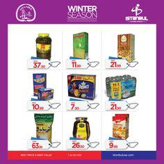 #Winter season offers are still on! Shop now in any #IstanbulSupermarket and avail our great deals!  لاتزال #عروض اسطنبول مستمرة! تسوقوا الآن في أي من فروع سوبرماركت اسطنبول لتستغلوها!  #supermarket #emirate #offer #promotions #shopping #retail #uaeshopping #dubaiShopping #rak #abudhabi #ajman #alain #souq #milk #honey #عرض  #اسواق #سوق #الامارات #دبي #ابوظبي #تسوق #نيدو #حليب #عسل