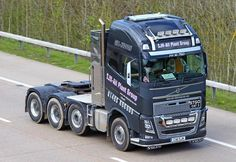VOLVO Volvo Trucks, Rc Trucks, Mini Trucks, Truck Paint, Heavy Duty Trucks, Buses, Caravan, Toyota, Vehicles