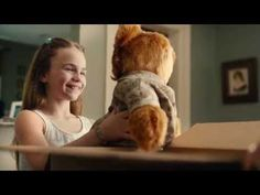 "Duracell Commercial: The Teddy Bear This vid titled, ""The Teddy Bear"" with over views by Duracell will leave you in tears. It was inspired by the true story of a deployed dad, his young daughters. Girls Be Like, Little Girls, Military Spouse, Military Life, Tv Adverts, Park Pictures, Tv Commercials, Viral Videos, The Funny"