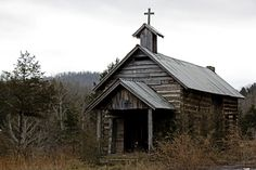 Chapel at Dogpatch U.S.A.