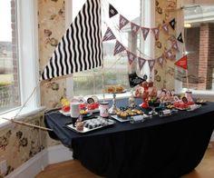 Plus de 30 idées pour une fête sous le thème: Des Pirates!!