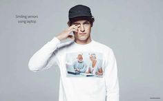 Adobe Launches Clothing Line Featuring the World's Worst Stock Photos - BlazePress