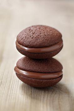 Whoopies au nutella : la recette facile