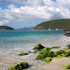 You don't always need a passport to travel overseas. You can still head to a tropical unincorporated destination overseas. Overseas Travel, Travel Usa, Travel Tips, Us Virgin Islands, Landscape Wallpaper, Come And Go, Passport, The Good Place, Paradise