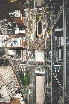 new york streets | murray mitchell.