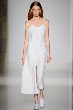 Victoria Beckham ready-to-wear spring/summer '16 - Vogue Australia