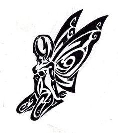 Fairy Tribal Tattoo Designs Ideas Picture 9