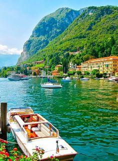 Google+ Lake Como Italy