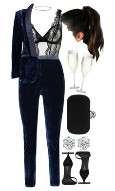 """17 December, 2016"" by jamilah-rochon ❤ liked on Polyvore featuring Shay, Boohoo, John Lewis, Crate and Barrel and Yves Saint Laurent"