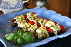 Italian Delight Appetizers - Recipe - www.ceceliasgoodstuff.com