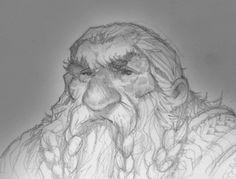 Dwarf ~Justin Gerard (The Hobbit)