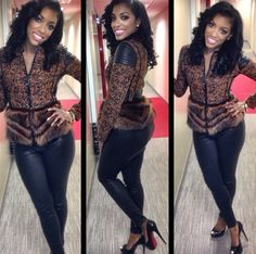 Newly Single Porsha Stewart Explains Why Men Need to Contact Her Management For A Date- http://getmybuzzup.com/wp-content/uploads/2014/01/241814-thumb.png- http://getmybuzzup.com/newly-single-porsha-stewart-explains-men-need-contact-management-date/- By tjbwriteratlanta  At the start of season five, Porsha Stewart was Real Housewives of Atlanta's newly married native Atlantan married to ex-NFL baller Kordell Stewart. Cut to a year later, the pair have since divorced and