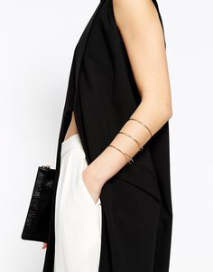 Image 3 of Designsix Triple Bar Arm Cuff
