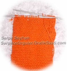 Knitting wool scarf designs 37-5 Orgu yun atki tasarimlari