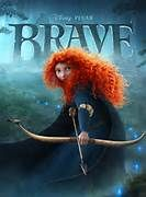 Brave. Absolutely incredible. Gorgeous story, music, animation and dialogue. Loved this.
