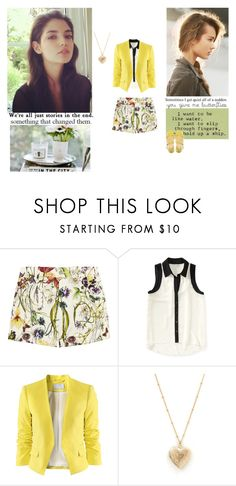 """""""I Believe (Top Set December 25th)"""" by smil-ly ❤ liked on Polyvore featuring Gucci, Aéropostale, H&M, Børn and Monza"""