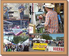 Boerne Market Days @ Boerne Main Plaza | Boerne | Texas | United States
