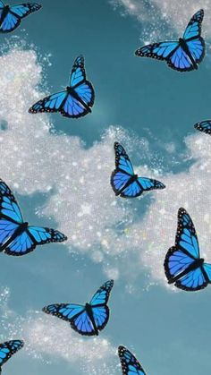 Butterfly's for you ��💗