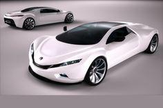 Saab-Spyker concept car