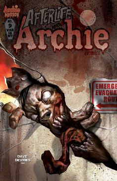 Afterlife With Archie #9 - Dave Devries