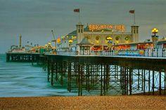Brighton Pier - Brighton, United Kingdom