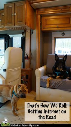 Getting a reliable Internet connection when you travel full-time in an RV takes…