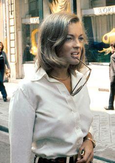 Romy Schneider, le bon style - Tendances de Mode