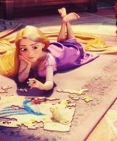 Find images and videos about disney, princess and rapunzel on We Heart It - the app to get lost in what you love. Disney Rapunzel, Disney Pixar, Rapunzel Flynn, Walt Disney, Rapunzel And Eugene, Disney Animation, Disney And Dreamworks, Disney Girls, Disney Magic