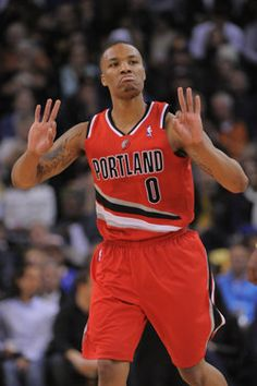 Damian Lillard is averaging 18.5 points and 6.5 assists this season. Can he be the first rookie guard since Jordan to make All Star team?
