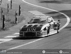 24 HEURES DU MANS 1981 #38 Mazda (Mazdaspeed) Win Percy (GB) - Hiroshi Fushida (J) - Yojiro Terada (J)  Abandon / Did Not Finish D.R Archive ( ACO)