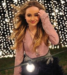 Sabrina Carpenter // music video 2015