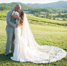 Jana Kramer and Michael Caussin's wedding