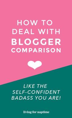 Blogger comparison is inevitable. Even the most season bloggers suffer from the pangs of jealousy of other bloggers. Here are some tried and true ways to dealing with blogger comparison.
