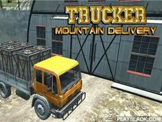 Trucker: Mountain Delivery  Android Game - playslack.com , Go behind the wheel of a tough truck and lead it along arduous mountain tracks. convey different merchandise and elude mishaps. Feel like a skillful chauffeur in this game for Android. Show your steering  abilities on the anchorages, steering  a truck along risky anchorages with many hindrances. strive to dispatch betters to the end in the abbreviated time accomplishable. Carefully go around all the hindrances on the roadway. Be…