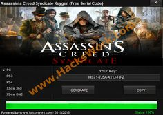 Assassins Creed Syndicate Keygen (Ingyenes Serial Code) | www.HacksWork.com