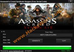 Assassins Creed Syndicate Keygen (Ingyenes Serial Code)   www.HacksWork.com