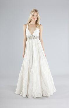 Nicole Miller Zoe Bridal Gown on shopstyle.com