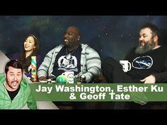 Jay Washington, Esther Ku & Geoff Tate | Getting Doug with High