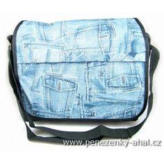Praktická taška přes rameno pro volný čas i sport.