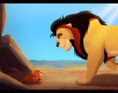 The Children of Kovu and Kiara by JaeTaz on DeviantArt Lion King Story, Lion King Fan Art, Lion Art, Arte Disney, Disney Fan Art, Lion King Drawings, Lion King Pictures, Le Roi Lion, Disney Lion King
