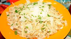 Fettuccine Alfredo | Recipe - ABC News