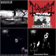 """""""aqueles primeiros dias da cena norueguesa de black metal tornaram-se lenda e inspiração para toda uma legião de músicos independentes, undergrounds e extremos."""""""