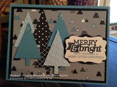 Merry & Bright trees