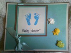 Más invitaciones de baby shower hechas a mano. ¡Fotos! | Blog de BabyCenter