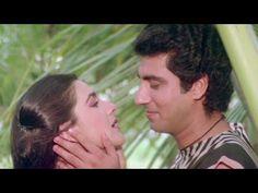 Mere Pyaar Ki Umar Ho Itni Sanam, Lata Mangeshkar, Amrita Singh, Raj Babbar - Waaris Romantic Song - YouTube