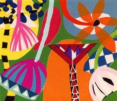 'Tivoli' by Gillian Ayres